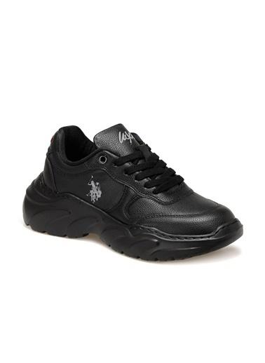 U.S. Polo Assn. Lovely Kadın Sneaker Siyah